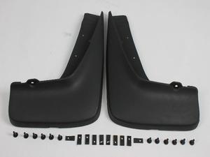 Deluxe Molded Splash Guards - Front - Mopar (82210238)