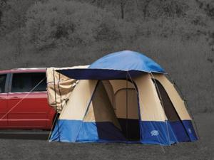 Tent, Blue/Gray, 10' X 10' With Two Doors - Mopar (82209878)
