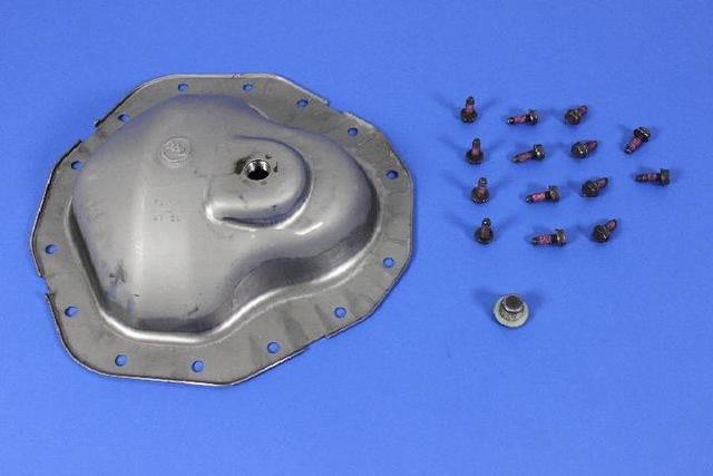 Genuine Chrysler 5086801AC Differential Cover Kit