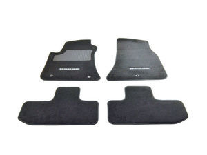 Floor Mat Kit - Mopar (5SG29DX9AB)