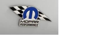 Emblems, Mopar Performance - Mopar (82214234)