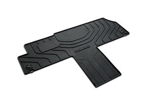 All Weather Floor Mats, Front, Black - Mopar (82214969)