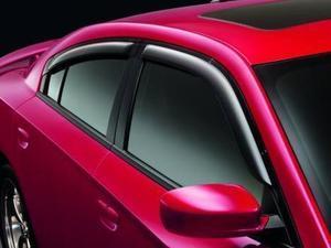 Air Deflector, Side Window, Tinted - Mopar (82212234)