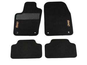 Floor Mat Kit - Mopar (5LR851X9AA)