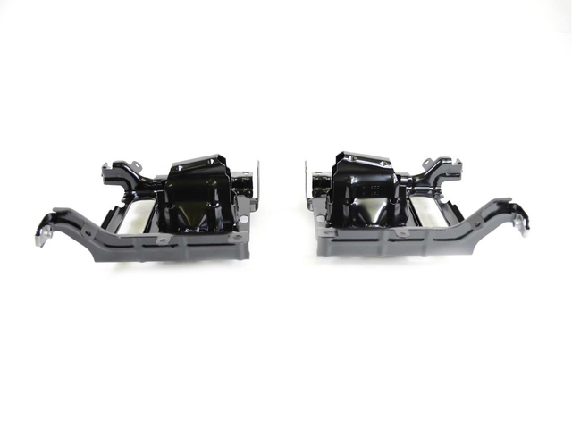 For Dodge Ram 1500 Front Bumper Inner /& Outer Left /& Right Bracket Kit Mopar