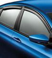 Air Deflector, Side Window, Tinted - Mopar (82214256)