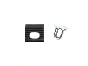 Deflector Kit, Air, Front, Hardware Kit - Mopar (68145588AA)