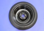 Spare Tire - THIS IS NOT A FULL-SIZE SPARE TIRE. THIS IS A SPARE TIRE KIT FOR A MOBILITY VAN! - Mopar (82214035)