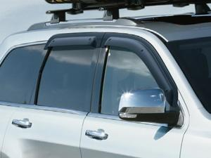 Side Window Air Deflector - Tinted - Mopar (82212049AC)