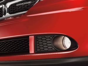 Fog Lights - W/O Auto Headlights - Mopar (82212736AB)