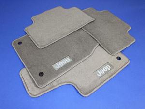 Floor Mat - Mopar (1ZW51BD3AA)