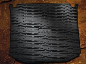 Cargo Liner, Jeep Logo, Dark Slate Gray - Mopar (82212085)