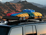 Roof Basket Cargo Net - Mopar (82209422AB)