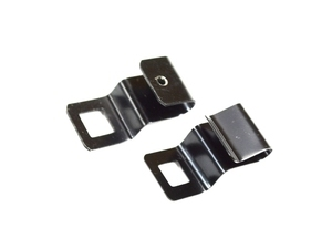 Deflector Kit, Air, Front, Hardware Kit - Mopar (68145589AA)