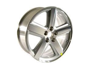 Aluminum Wheel - Mopar (1AN34PAKAB)