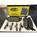 Front Disc Brake Pad Kit, Magneti Marelli - Mopar (2AMV3762AB)