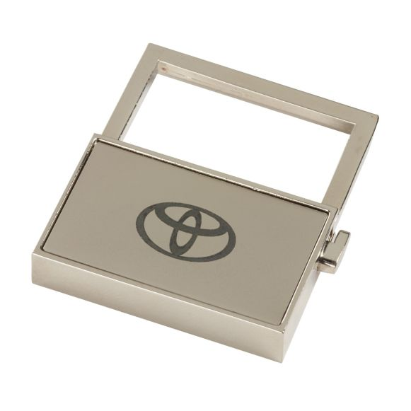 Push-Button Key Ring - Toyota (035-980-00)
