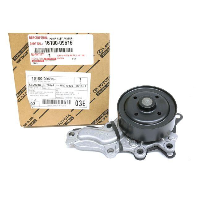 TOYOTA OEM-Engine Water Pump Gasket 1627136010