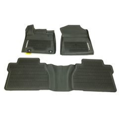 OEM NEW Front & Rear All Weather Floor Mats 3 pc 2016-2019 Toyota 4Runner - Toyota (PT9088916002)