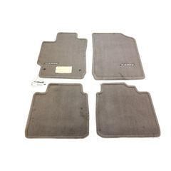 OEM NEW Front & Rear Carpet Floor Mats Grey 2007-2011 Toyota Camry - Toyota (PT2063210045)