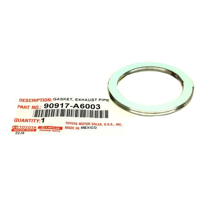 Genuine Toyota Intermediate Pipe Gasket 90917-A6003