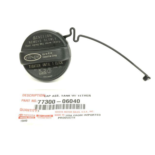 Scion xA 2006 OEM Genuine GAS CAP 77300-06040