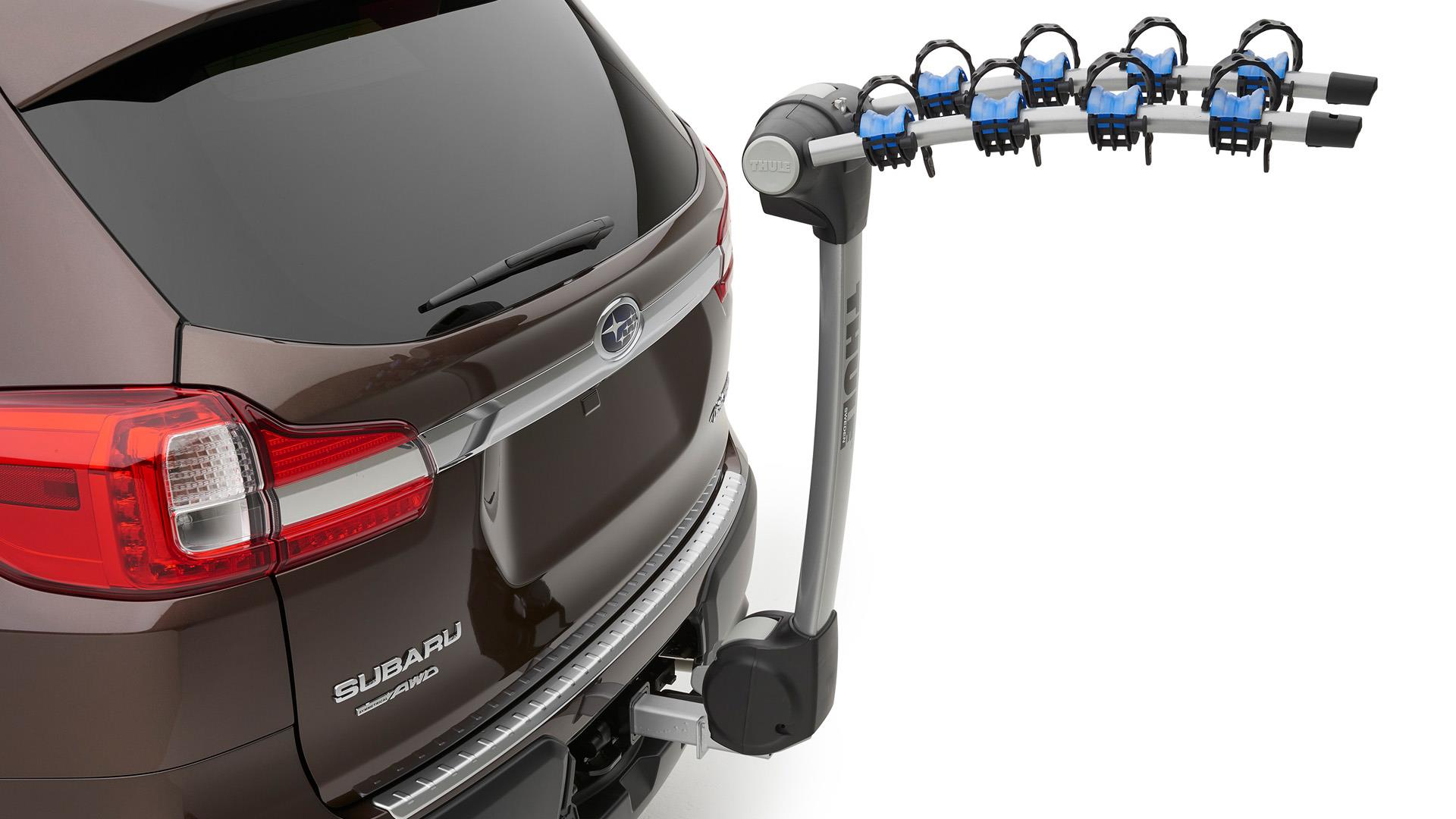 Thule Bike Carrier - Hitch Mounted (4 Bike) ON BACKORDER, CONTACT FOR AVAILABILITY - Subaru (SOA567B051)
