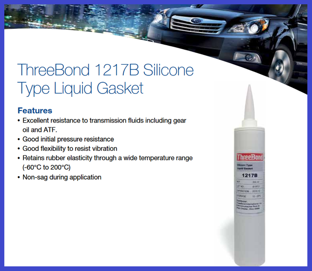 Three Bond 1217B / 330 ml - Subaru (SOA868V9620)