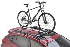 Bike Carrier-Roof [ Crossbars Required ] Clamps Included