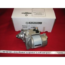 STARTER ASSEMBLY REMANUFACTURED - Subaru (23300aa460r1)