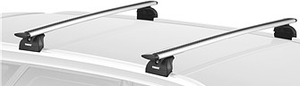 Thule Crossbar Set [ 2018-19 WRX Sedan ] - Subaru (SOA567X050)