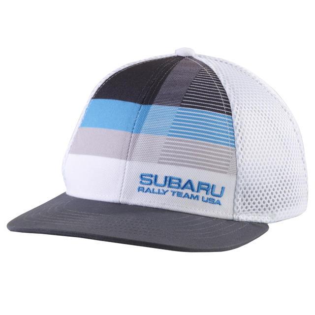 Rally Cap, Flat Bill