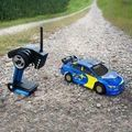 Remote Control Rally Car 1:18 Scale - Custom (GEAR356767)