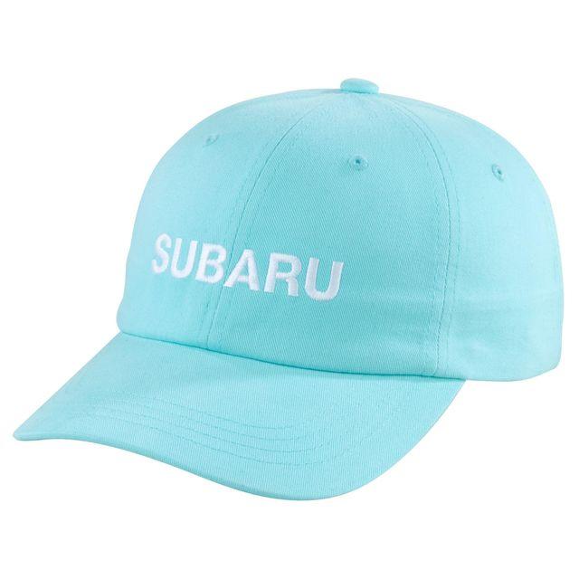 LADIES TWILL CAP / BLUE - Custom (GEAR316177)