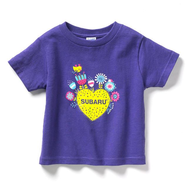 Purple Girls Toddler Tee / CLEARANCE