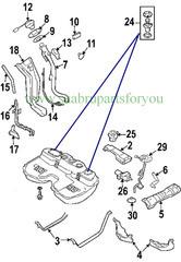 Cut-Off Valve - Subaru (42084ae050)