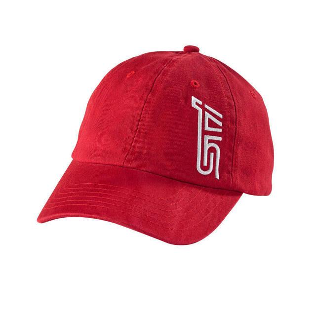 STI CAP, RED