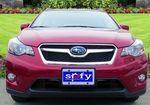 Mount for Front License Plate, 2013-2014 CROSSTREK - Custom (NESCT13FP)