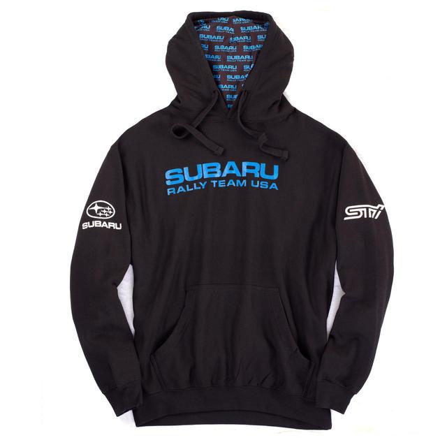 Subaru Rally Team Hoody Black