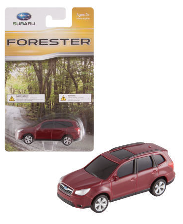 [SOLD OUT!] DIE CAST TOY CAR /FORESTER - Custom (GEAR246237)