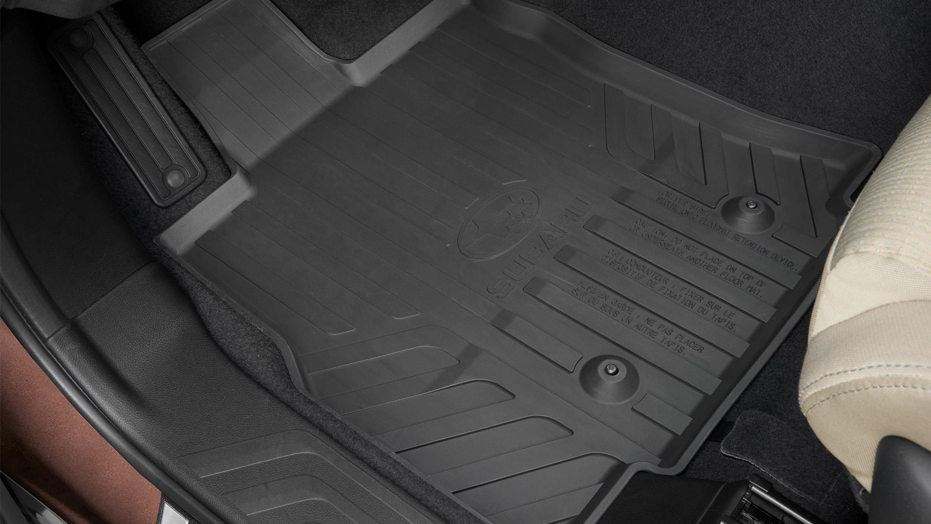 All-Weather Floor Liners [Set of Four] Ascent - Subaru (J501SXC030)