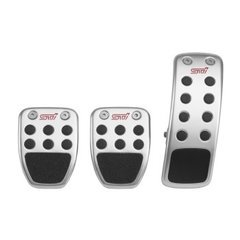 STI METAL PEDAL PAD SET - [ 5 OR 6 SPEED CAR ] - Subaru (C8110FG010)