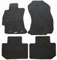 Carpeted Floor Mats, Dark Gray Color 2014-2018 Forester