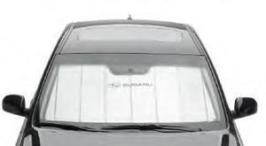 Sunshade | 2009-2013 Forester | - Subaru (SOA3991220)