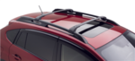 CROSS BAR SET - AERO-TYPE [ RAILS REQUIRED ] - Subaru (E361SFJ100)