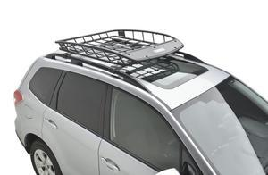 Thule Heavy-Duty Roof Cargo Basket [ Cross bars required ]**PICK UP ITEM ONLY** - Subaru (SOA567C011)