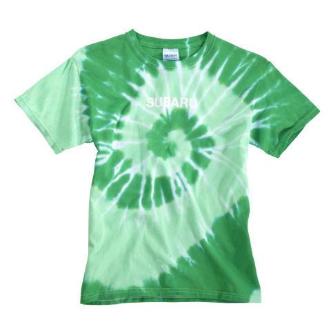 Green Tie-Dye Shirt !!CLEARANCE!!