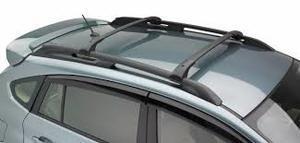 Adjustable Crossbar SET 2017-2020 Impreza 5-Door [ Rails required ] - Subaru (E361SFL000)