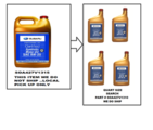 Synthetic 0W-20 Oil, Gallon [ LOCAL PICK UP ONLY ] - Subaru (SOA427V1315)