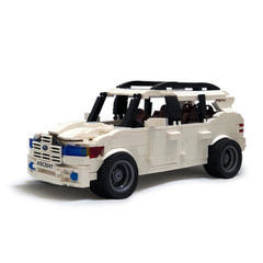 BRICK VEHICLE